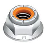 Flange ISO 12125   Flange Nut Type ISO 12125