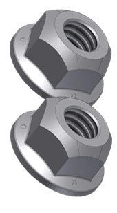 Inch - All-Metal - Cone Top Flange